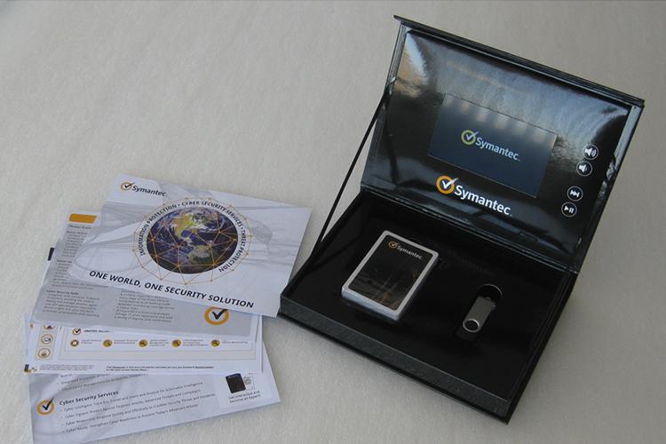 videobox - 5 inch screen - symantec