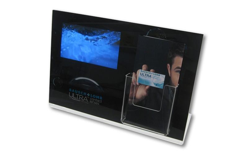 Video POS Display - 5inch - BauschLomb