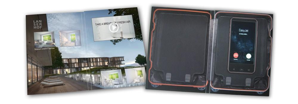 videobrochure A4 7inch - lanserhof / Luggo